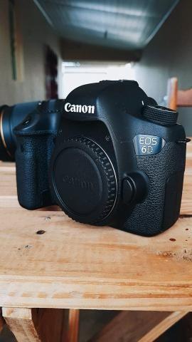 Câmera Canon 6D Full Frame
