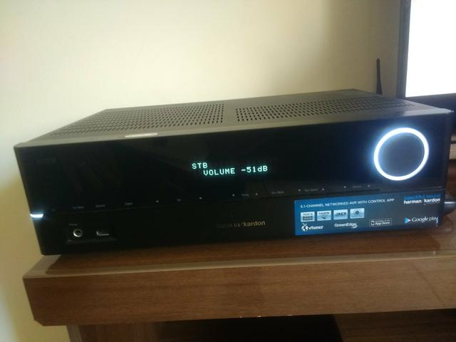 Receiver Harman Kardon AVR 1510S