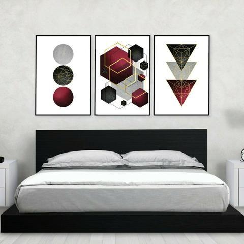 Placas decorativas pra seu ambiente - Foto 3