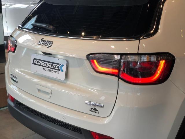 Jeep Compass Longitude 2.0 Turbo Diesel 4x4 Automatico 2018 - Foto 5