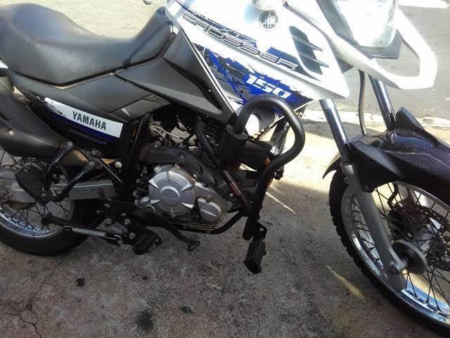 Protetor Chapam com reforço e pedaleiras articuladas para Crosser - Foto 2