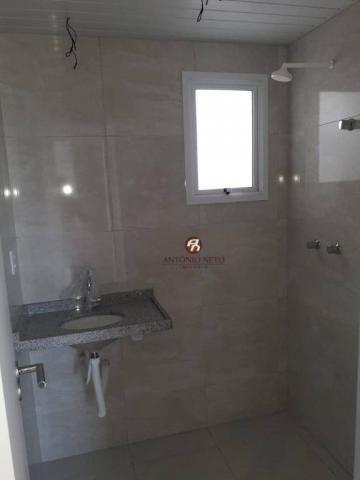 Apartamento NOVO com 3 dormitórios para alugar, 65 m² por R$ 1.150/mês - Messejana - Forta - Foto 10