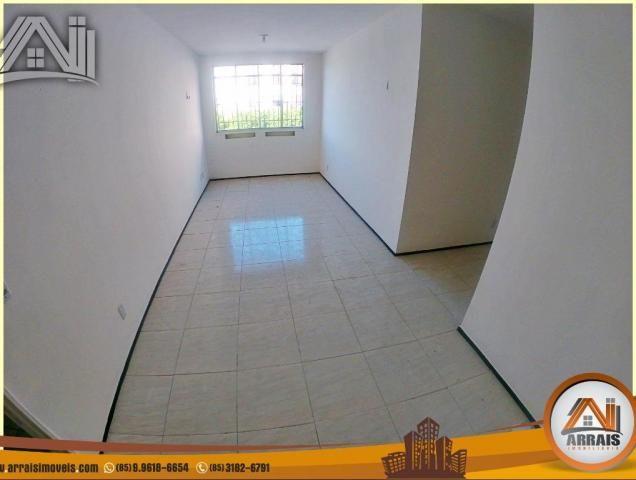 Apartamento com 2 quartos, 58m² na maraponga - Foto 6