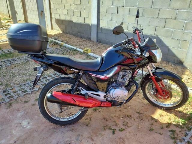 Moto CG 150 Cc fan ESDI, 2014, apenas 6.700 reais - Foto 6