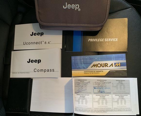 Jeep Compass Longitude Diesel 4x4 - Foto 5