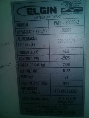 Condensador de ar 30000btus - Foto 2