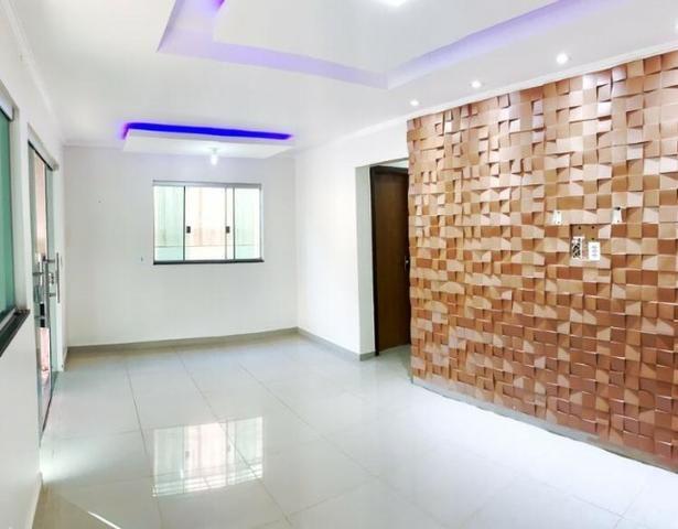 QR 602 vendo casa em Samambaia, escriturada, confira! - Foto 2
