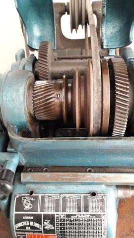 Torno mecanico sanches blanes caixa norton - Foto 2