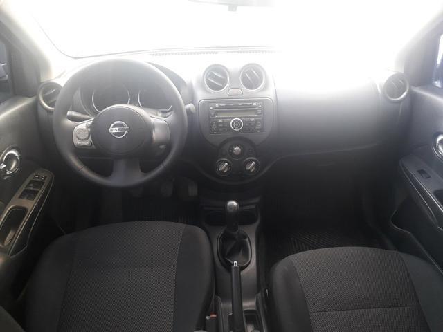 Nissan Versa Sl 1.6 Completo _ mensais 499,99 - Foto 8