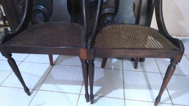 Cadeiras antigas para restauro - Foto 5