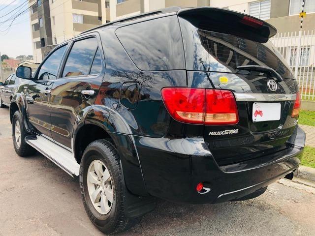 Hilux SW4 SRV 4x4 aut 2007 - Foto 4