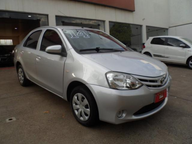 Toyota etios sedan 2014 1.5 x sedan 16v flex 4p manual