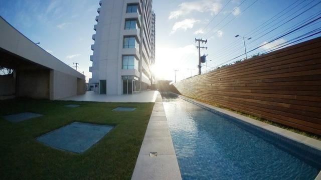 Apt alto luxo na Beira Mar recém entregue, novo!!! - Foto 7