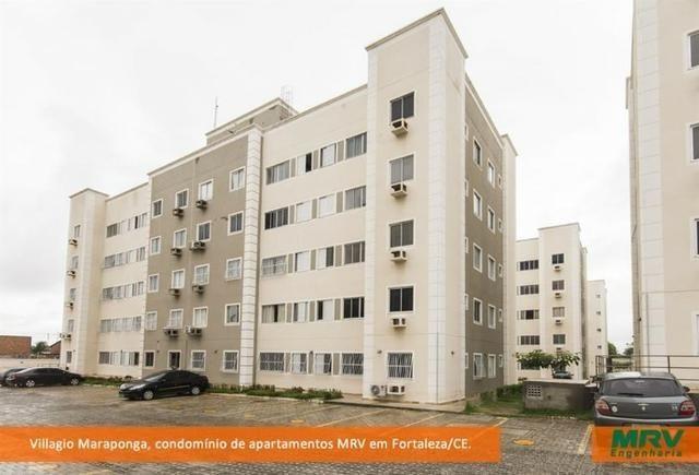 Apartamento na Maraponga 145mil Pronta Entrega - Foto 9