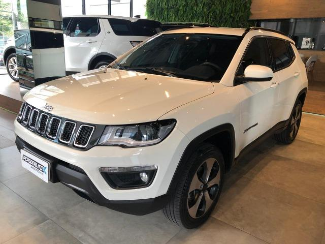 Jeep Compass Longitude 2.0 Turbo Diesel 4x4 Automatico 2018