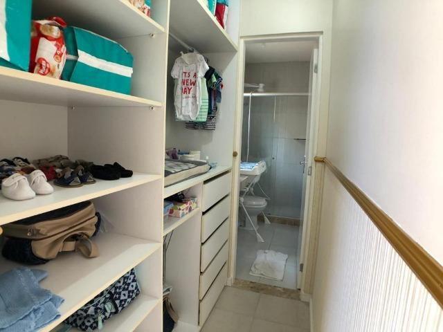 Casa no Edson Queiroz - 200m² - 3 Suítes - 3 Vagas (CA0855) - Foto 12