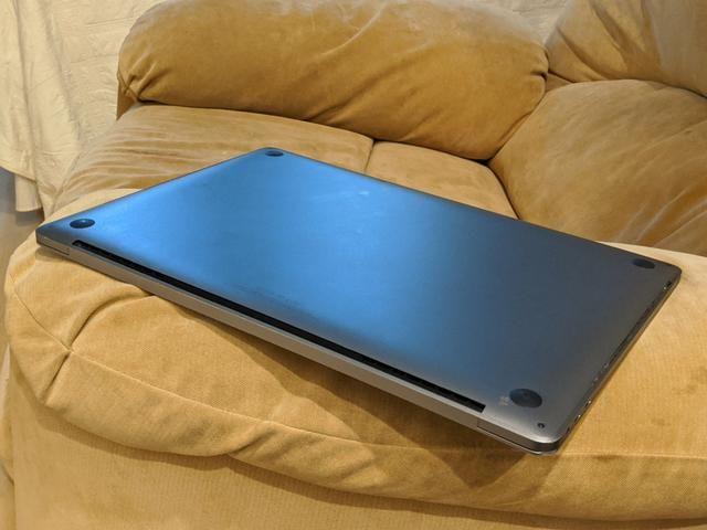 Macbook pro 15' touchbar SSD 512GB - Foto 6