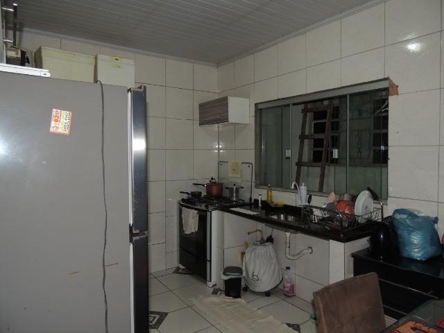 QR 203 Casa no piso cerâmica, com 2 quartos. Escriturada - Foto 6