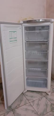 Vendo freezer vertical novo nunca foi usado