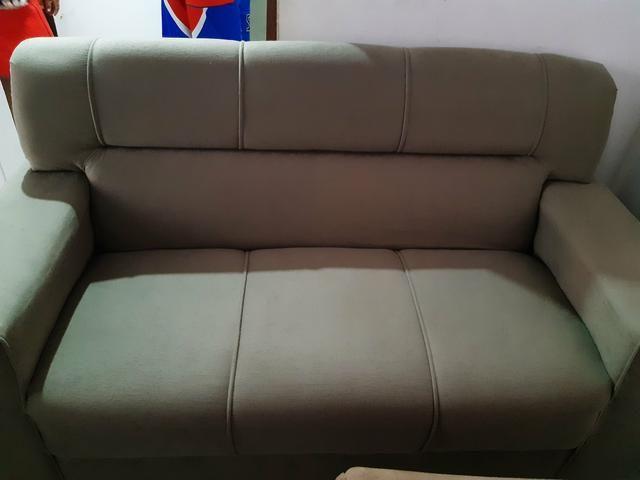 Vendo dois sofá semi novos