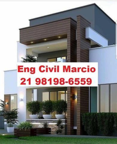 Engenheiro Civil - Projeto Estrutural - Usucapião