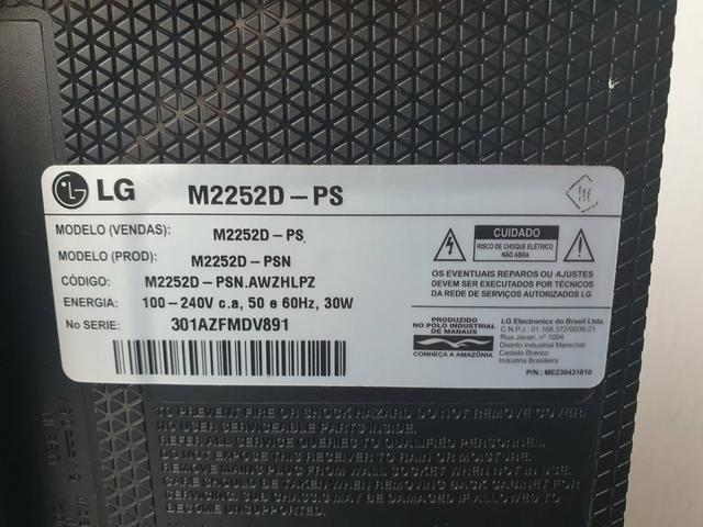 TV LG - 22 polegadas FULL HD - Foto 3