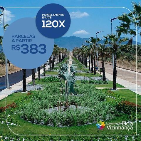 ? Loteamento Boa vizinhança com uma linda avenida paisagística!!!!!