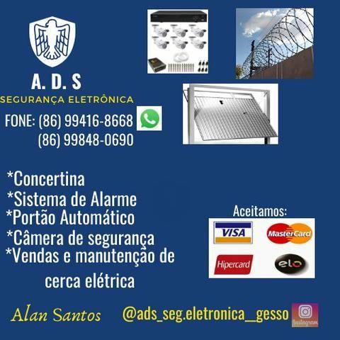 ADS segurança Eletrônica