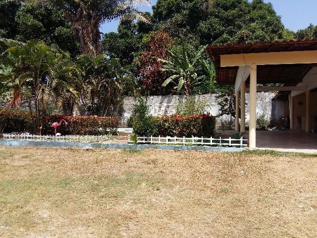 Sitio ideal para eventos, medindo 25x50m com piscina - Foto 6