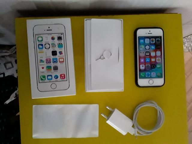 IPhone 5s, 16G, dourado - Foto 4