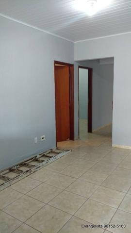 Urgente Linda Casa de 3 Quartos Escriturada + Barraco de Fundo - Foto 3