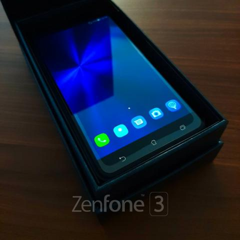 "Asus ZenFone 3 5.5"" (ZE552KL) - Pouco Usado! - Foto 5"