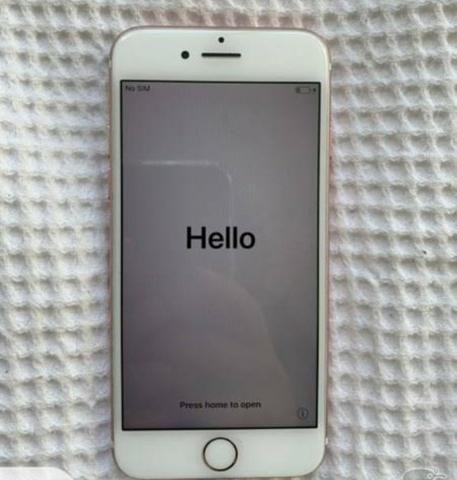 Iphone 7 para reaproveitamento de peças