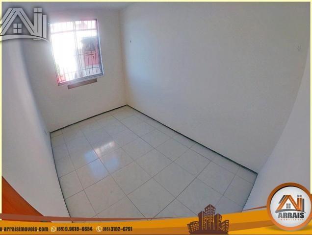 Apartamento com 2 quartos, 58m² na maraponga - Foto 12