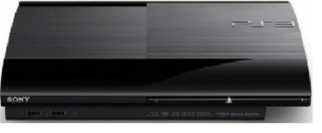 Sony PlayStation 3 Super Slim 250GB Standard charcoal black - Foto 5