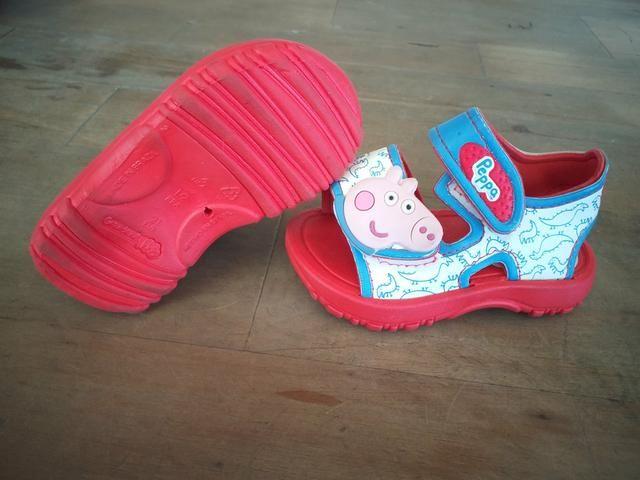 Sandália e mocacim infantil - Foto 3
