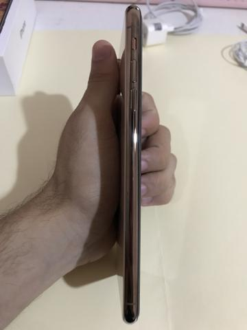 IPhone XS Max 256GB Dourado - Foto 5