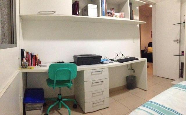 AP1601 Condomínio Vitalice, apartamento em messejana, 2 quartos, área de lazer completa - Foto 18