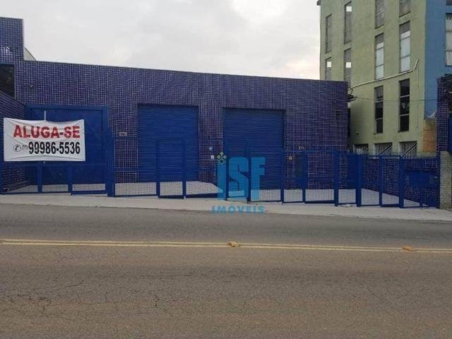 Galpão para alugar, 700 m² por r$ 11.000/mês - vila sílvia - são paulo/sp - ga0451. - Foto 19