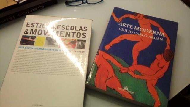 2 Livros de Arte (Estudo) - Foto 4
