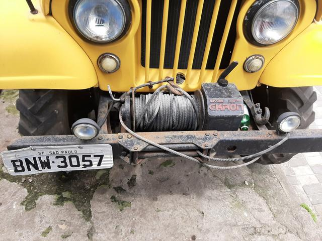 Jipe Willys overland - Foto 5