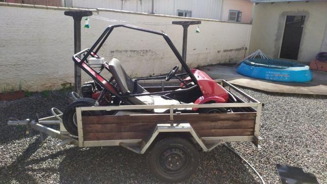 Mini Buggy e Carretinha 2016