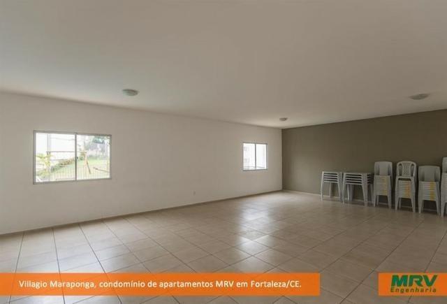 Apartamento na Maraponga 145mil Pronta Entrega - Foto 5