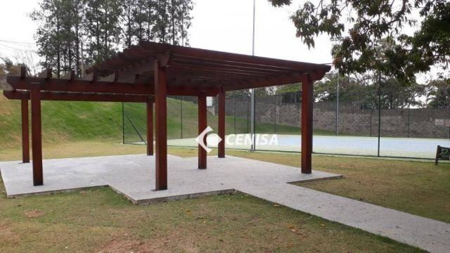 Terreno residencial à venda, condomínio helvetia park i, indaiatuba - te0388. - Foto 17