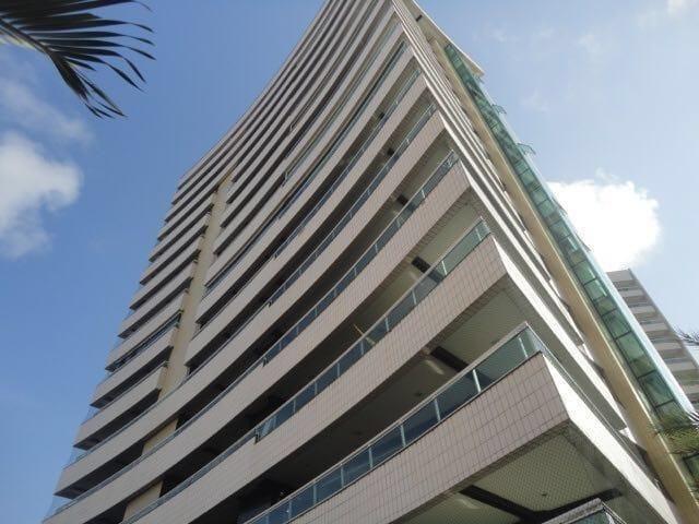 AP1313 Apartamento 320m² Um por Andar 4 Suites 100% Projetado, Vista Panorâmica Para o Mar