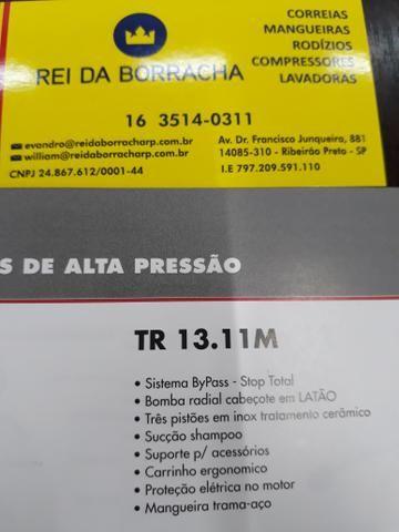 Lavadora Profissional TR13 LAVOR - Foto 6