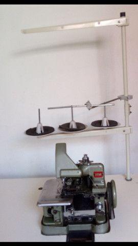 Máquina overlock semi industrial - Foto 3