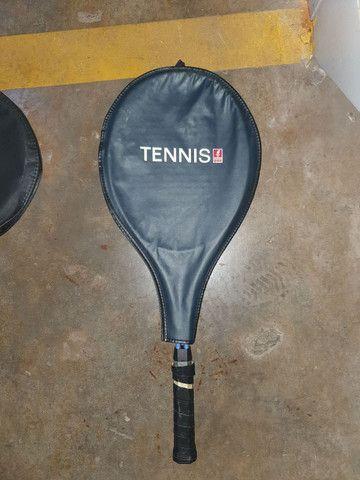 Raquetes de tênis usadas - Foto 5