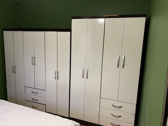 Apartamento de 1 dormitório e quitinetes mobiliadas e serviços - Foto 9