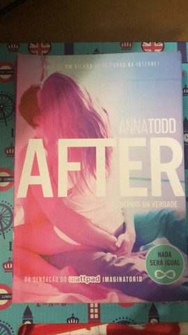 After - volume II - Anna Todd